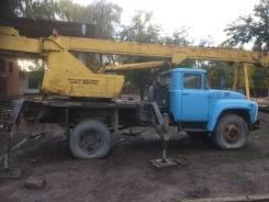 ЗИЛ 130. Продаётся Автокран , 6 300 кг., 12 м.
