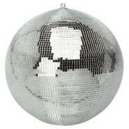 Зеркальный шар 40см диско