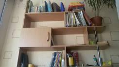 Полки книжные.