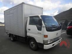 Toyota Dyna. фургон, рама LY211, мотор 3L, задний привод, 2 800 куб. см., 1 500 кг. Под заказ