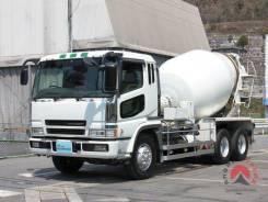 Mitsubishi Fuso Super Great. Mitsubishi Fuso бетоносмеситель(миксер) 5 кубов, 4WD телега, 17 800куб. см., 5,00куб. м. Под заказ