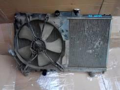 Радиатор охлаждения двигателя. Toyota Corolla, AE100, AE100G, AE101, AE101G, AE102, AE103, AE104, AE104G, AE109, AE109V Двигатель 5AFE