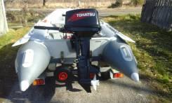 Badger. Год: 2013 год, длина 3,00м., двигатель подвесной, 8,00л.с., бензин