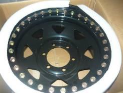 Steel Wheels. 8.0x16, 6x139.70, ET-20, ЦО 110,0мм.