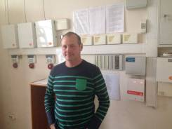 Инженер-монтажник ОПС. Незаконченное высшее образование (студент), опыт работы 24 года
