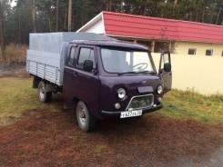 УАЗ 39095. Продам бортовой, 2 400 куб. см., 750 кг.