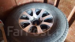 Зимние колеса. 7.5x16 6x139.70 ET15 ЦО 106,1мм.