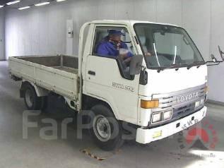 Toyota Dyna. бортовой, рама BU61(2х тонный! ), двигатель B, 3 000 куб. см., 2 000 кг. Под заказ