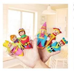 Куклы пальчиковые. Под заказ