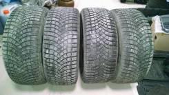 Michelin Latitude X-Ice North. Зимние, шипованные, 2012 год, 40%, 4 шт