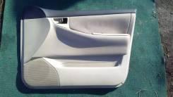 Обшивка двери. Toyota Allex, NZE124, NZE121 Двигатель 1NZFE