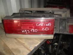 Вставка багажника. Toyota Carina ED, ST180