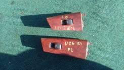Кнопка стеклоподъемника. Toyota Allex, NZE121, NZE124 Двигатель 1NZFE