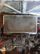 Радиатор охлаждения двигателя. Nissan: Almera, Presea, Sunny, Pulsar, Lucino Двигатели: GA14DE, GA16DE, SR18DE, GA15DE, SR16VE