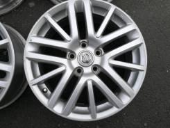 Nissan. 7.0x17, 5x114.30, ET45, ЦО 66,1мм.