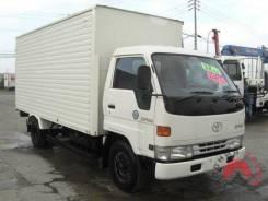 Toyota Dyna. фургон, рама BU105, двигатель 3B. Поставляем на заказ., 3 400куб. см., 2 000кг. Под заказ