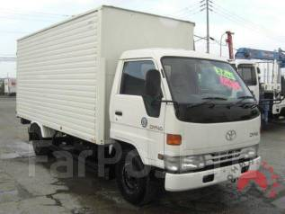 Toyota Dyna. фургон, рама BU105, двигатель 3B. Поставляем на заказ., 3 400 куб. см., 2 000 кг. Под заказ