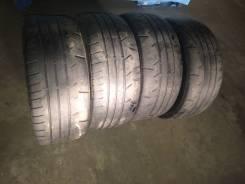 Bridgestone Potenza RE070. Летние, износ: 40%, 4 шт