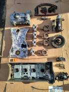 Двигатель в сборе. Honda: CR-V, Odyssey, Edix, Stream, FR-V, Element, Integra, Stepwgn, Accord Tourer, Civic, Accord, Elysion Двигатели: N22A2, K24A1...