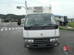 Mitsubishi Canter. рефрижератор c 4D33, длинный, плюс-минус, аппарель, 4 200куб. см., 2 000кг. Под заказ