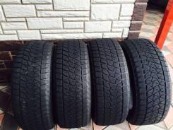 Bridgestone Blizzak DM-V2. Зимние, без шипов, износ: 10%, 4 шт
