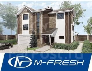 M-fresh Gulliver (Свежий проект нормального такого большого дома! ). 400-500 кв. м., 3 этажа, 5 комнат, бетон