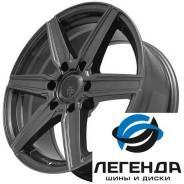 Sakura Wheels. 8.0x18, 6x139.70, ET20, ЦО 110,5мм.