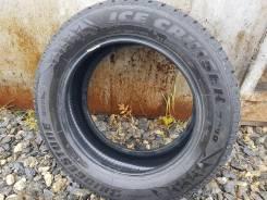 Bridgestone Ice Cruiser 7000. Зимние, шипованные, 2014 год, износ: 60%, 4 шт