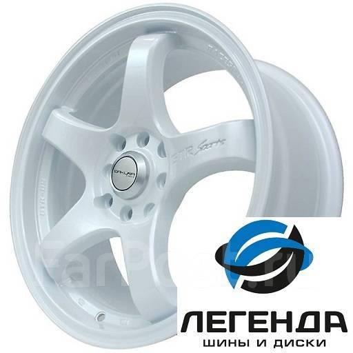 Sakura Wheels. 7.0x16, 5x114.30, ET40, ЦО 73,1мм.