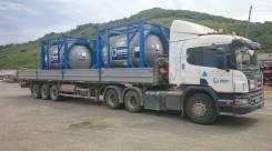 Scania P380. Грузовой тягач седельный CA6X4HSZ, 2011 г. в., 11 705куб. см., 26 500кг., 6x4