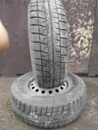Bridgestone Blizzak Revo GZ. Зимние, 2009 год, износ: 30%, 2 шт