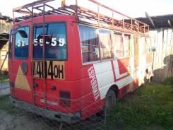 Nissan Civilian. Продом автобус ниссан сильвиан, 3 298 куб. см., 16 мест