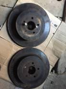 Диск тормозной. Subaru Forester, SG9L, SG9