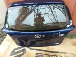 Дверь багажника. Toyota Vitz, NCP13, NCP131, SCP10, SCP13, NCP15, NCP10