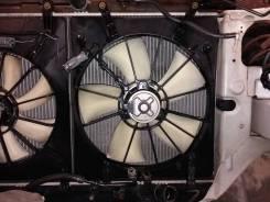 Вентилятор охлаждения радиатора. Honda Odyssey, RA8, RA9, RA6, RA7