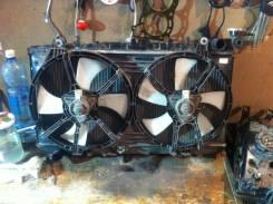 Вентилятор охлаждения радиатора. Nissan: Lucino, Rasheen, Pulsar, Almera, Sunny Двигатели: GA13DE, GA15DE, GA16DE, CD20, GA14DE, SR20DE