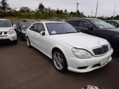 Mercedes-Benz S-Class. WDB2201751A239806, W220