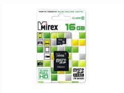 MicroSDHC. 16 Гб, интерфейс micro sd