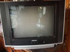 Samsung UE 55JU6600. CRT (ЭЛТ)
