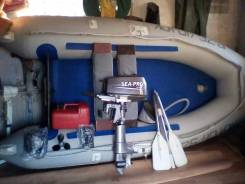 Solar 310. Год: 2011 год, длина 3,10м., двигатель подвесной, 10,00л.с., бензин