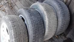 Bridgestone Blizzak MZ-02. Зимние, без шипов, 2009 год, износ: 20%, 4 шт