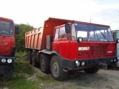 Tatra. Самосвал татра 813, 18 000 куб. см., 25 000 кг.