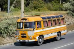 ПАЗ 672. ПАЗ-672, 4 500 куб. см., 23 места. Под заказ