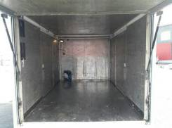 Изотермический фургон 1,5т.