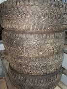 Michelin X-Ice North 3. Зимние, шипованные, 2013 год, износ: 20%, 4 шт