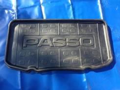 Коврик. Toyota Passo Daihatsu Boon, M610S, M600S, M601S Двигатели: 1KRFE, 1NRFE