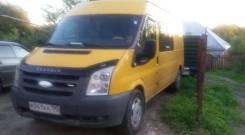 Ford Transit Van. Ford Transit, 2 400 куб. см., 6 мест