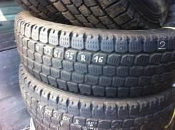 Bridgestone. Зимние, без шипов, износ: 30%, 6 шт