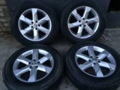 Зимние колеса 235-65-18 на Мурано. 7.5x18 5x114.30 ET50