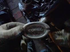 Эмблема решетки. Toyota Corsa, EL41